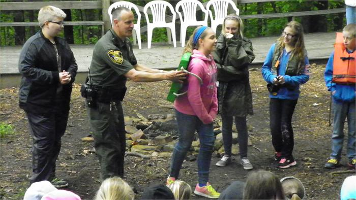 Water Safety with DNR Officer Jim Hash